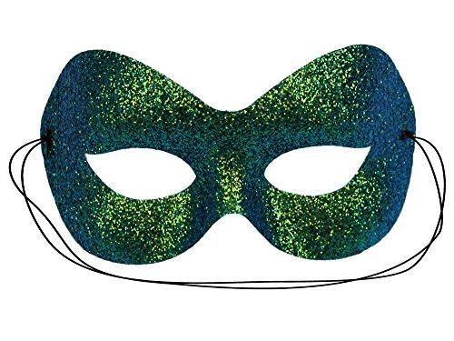 Fashi (Green Masquerade Masks)