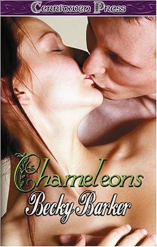 book cover of Chameleons