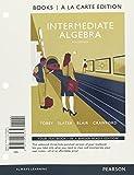 img - for Intermediate Algebra Books a la Carte Edition PLUS MyMathLab (8th Edition) book / textbook / text book