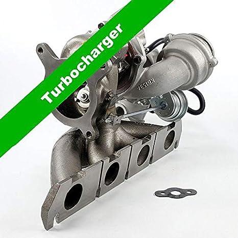 GOWE Turbocompresor para K04 53049880064 53049700064 06 F145702 C Turbocompresor turbina colector para Audi S3,