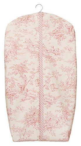 Glenna Jean Cottage Collection Rose Diaper Stacker [並行輸入品]   B07KW5DDFZ