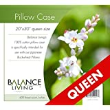 Culina 10207 Balance Living Pillow Case Queen Size 20 x 30