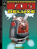 img - for Mutants & Masterminds Deluxe GM Screen book / textbook / text book