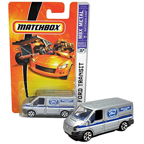Matchbox Year 2007 MBX Metal Ready For