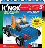K'Nex City Rides 10 Model Building Set