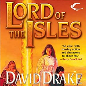 Lord of the Isles Audiobook
