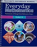 img - for Everyday Mathematics Teacher's Reference Manual Grades 4-6 (UCSMP/University of Chicago School Mathematics Project) book / textbook / text book