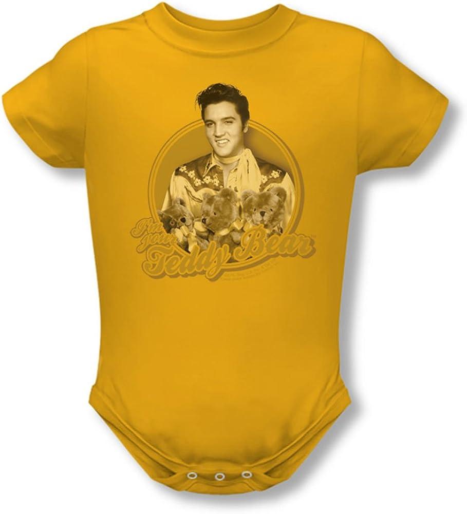 Infant Elvis-Lil E Onesie Infant Onesie Size 0-6 Mos