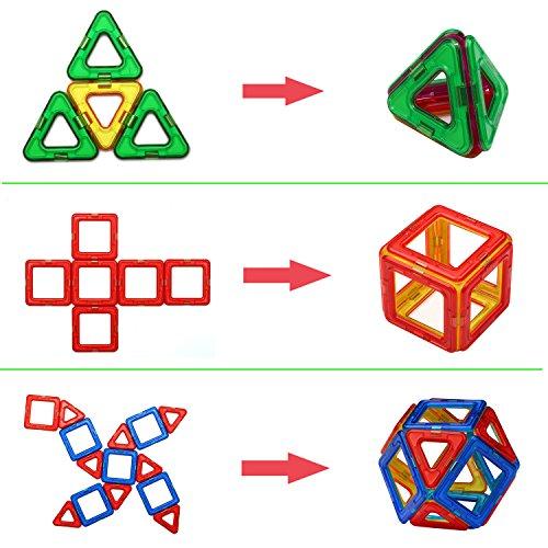 Quadpro-36-Piece-Magnet-Tiles-Magnetic-Building-Blocks-for-Kids-Standard-Set-with-Wheel