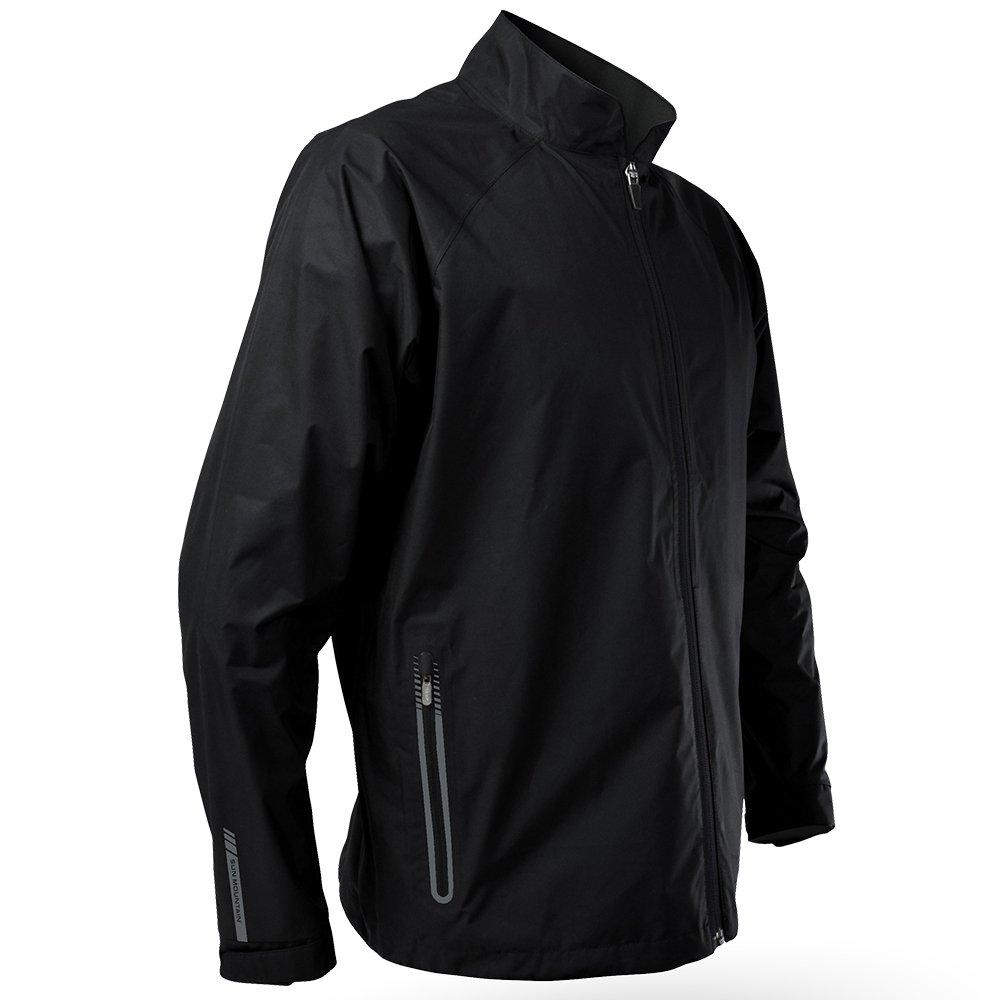 Sun Mountain golf- Cumulusジャケット XL ブラック B00NK1IYXQ