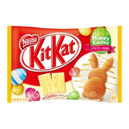 Nestle : japonés Kit Kat - Crepe (Pancake) Chocolate 12 Bar - Japón importación