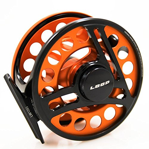 Loop Evotec Series Featherweight Fly Fishing Reel