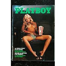 PLAYBOY 024 N°24 CINEMA EROTIC ET LES FEMMES VINTAGE BUNNIES FOLIES INTEGRAL NUDE 1975
