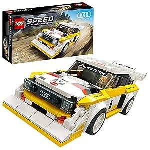 LEGO Speed Champions 1985 Audi...