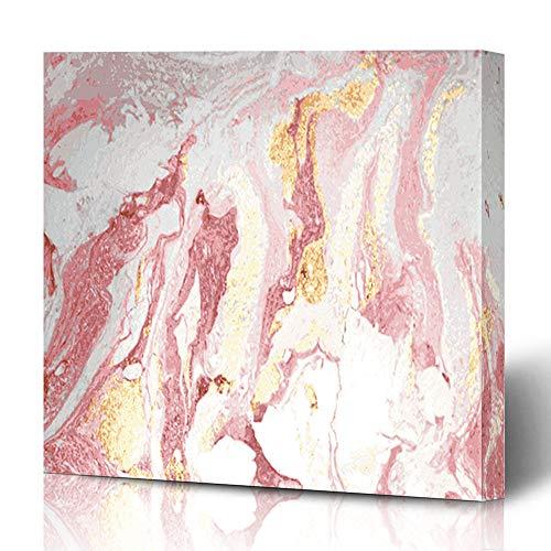 Stone Effect Water - InterestDecor Canvas Prints Wall Art 16