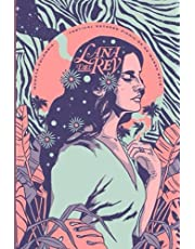 """Lana Del Rey: Beautiful and dreamy Lana Del Rey Notebook For Lanatics - Notebook for the Fans and lovers of Lana Del Rey 6""""x9"""" in 120 pages"""