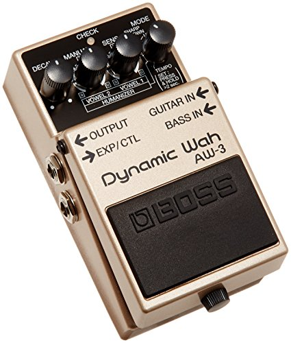 Boss AW-3 Dynamic Wah by BOSS Audio