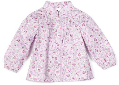 - Little Me Baby Girls' Woven Sugar Plum Top, Floral, 18 Months