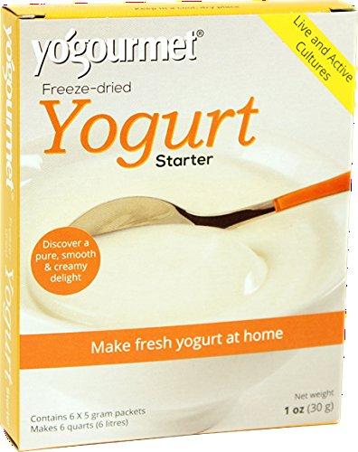 Yogourmet Yogurt Starter - 4