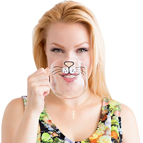 The Original Cat Beard Mug -