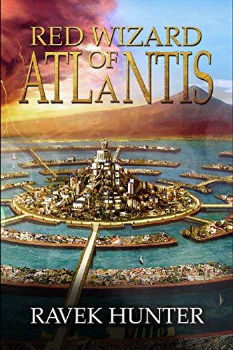 Red Wizard of Atlantis by Ravek Hunter