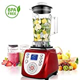 Multi-Function Countertop Blenders,1800-Watt Base and 70oz Total Crushing Pitcher with Crushing Technology for Smoothies, Ice and Frozen Fruit Review