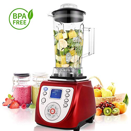 Multi-Function Countertop Blenders,1800-Watt Base and 70oz Total Crushing Pitcher with Crushing Technology for Smoothies, Ice and Frozen Fruit