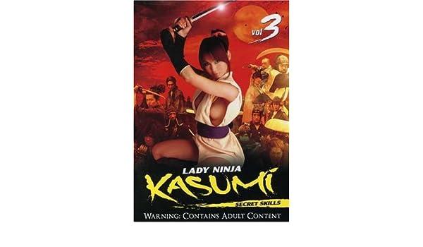 Lady Ninja Kasumi 3: Secret Skills [USA] [DVD]: Amazon.es ...