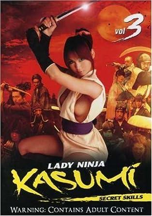 Amazon.com: Lady Ninja Kasumi - Vol. 3: Marin Akazuki ...