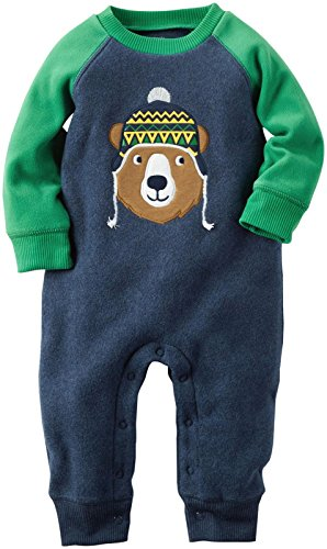 carters-baby-boys-1-pc-heather-9m