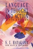 img - for Language in Thought and Action by Hayakawa S.I. Hayakawa Alan (1989-12-05) Paperback book / textbook / text book