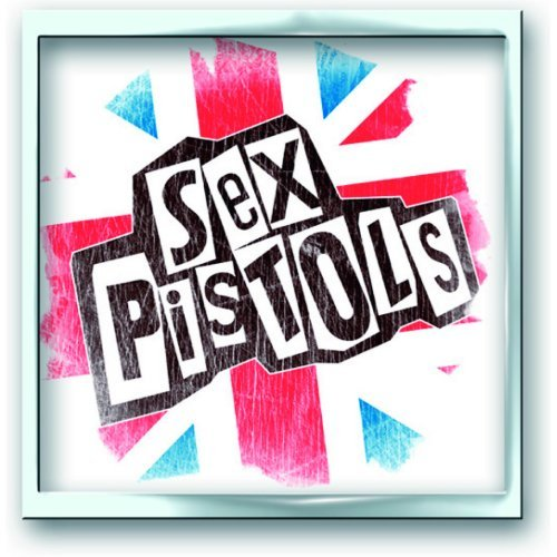 (Sex Pistols - Pin Union Jack (in One Size))
