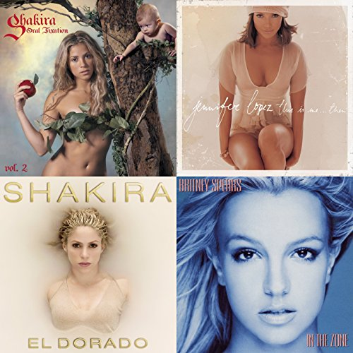 Shakira and More - Shakira Style