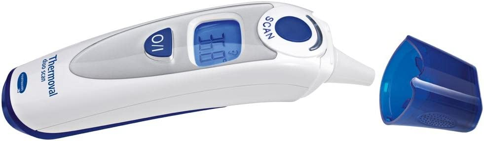 THERMOVAL Duo Scan Thermometer Electronic 1 St/ück