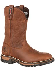 Rocky Mens RKW0133 Western Boot