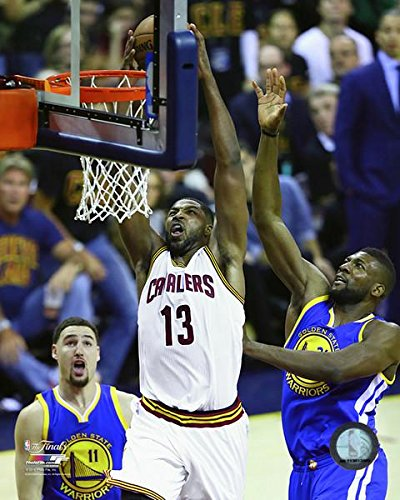 "Tristan Thompson Cleveland Cavaliers 2016 NBA Finals Game 6 Photo (Size: 8"" x 10"")"