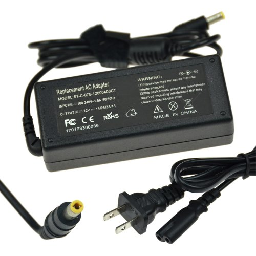 90W AC Power Adapter/Battery Charger for HP/Compaq 6720s 6820s N18152 NC4010 NC4200 NC6000 NC6110 NC6120 NC6200 NC6220 NC6230 NC8000 NC8230 NW8000 NW8240 NX5000 NX6110 NX6125 NX6130 NX8220 NX9030 (Compaq Battery Nc6000)