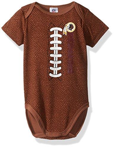 Gerber Childrenswear NFL Washington Redskins Boys Football Bodysuit 60b8acff4