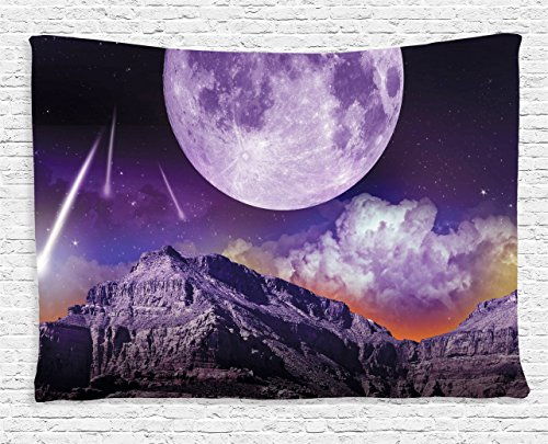 Tapestry Ambesonne Fantasy Celestial Hanging