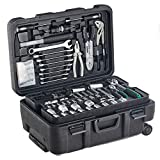 Mannesmann Rolling Tool Box (122 Pieces)