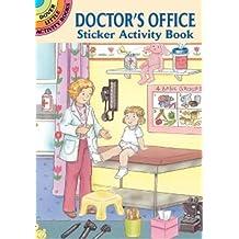 Doctor's Office Sticker Activity Book