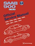 Saab 900 16 Valve Official Service Manual 1985-1993, Bentley Publishers, 083761693X