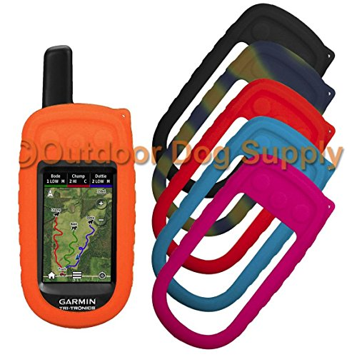Protective Case Cover for the Garmin Alpha 100 Dog Tracking GPS Handheld (Black)