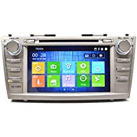 OTTONAVI Toyota Camry 07-11 In Dash Double Din Touch Screen GPS Navigation Radio