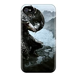 New Skyrim Cases Covers, Anti-scratch Luoxunmobile333 Phone Cases For Case Samsung Galaxy Note 2 N7100 Cover