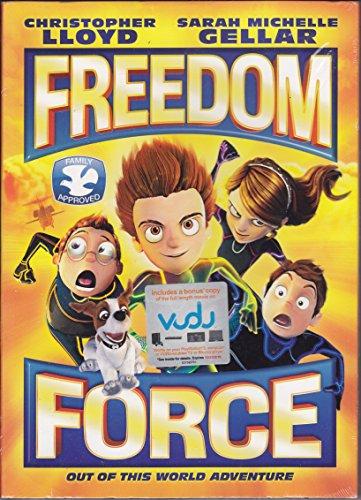 Freedom Force (DVD),(VUDU) - Sarah Gellar Online Michelle
