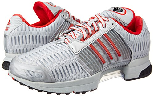 Clima Silver Herren Red Core adidas Cool Black Metallic TB6qRWf