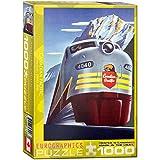 CP Rail Diesel Locomotive 1000-Piece Puzzle
