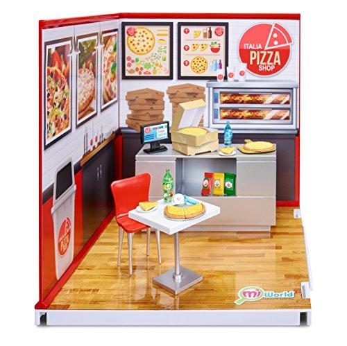 miWorld 66936 Starter Italia Pizza Shop Playset