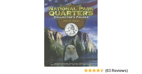 photo relating to Printable State Quarter Collection Sheet named : Nationwide Park Quarters Collectors Folder 2010